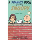 A Peanuts book featuring Snoopy(16)